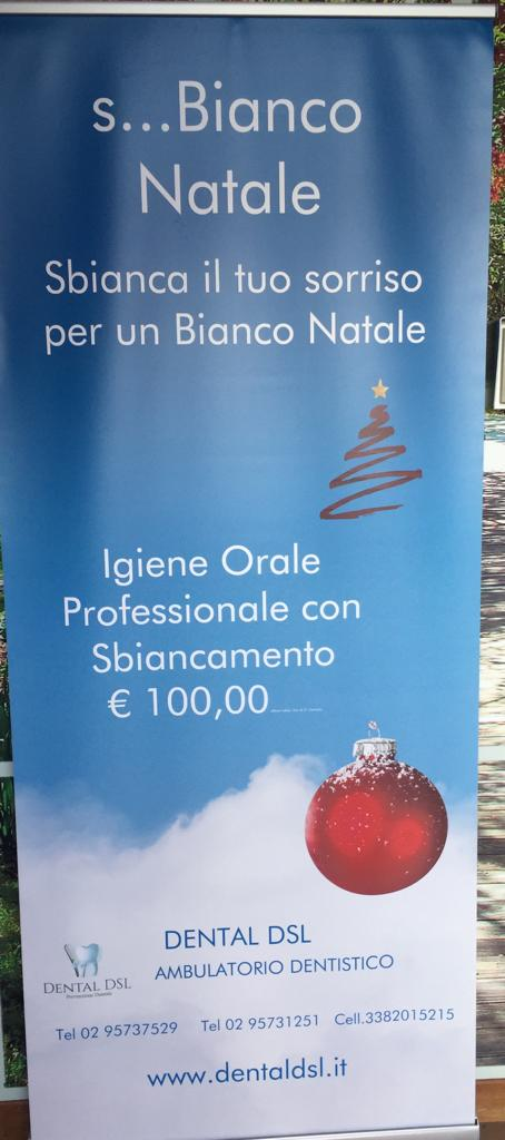 Natale 2018 Promo Dental DSL